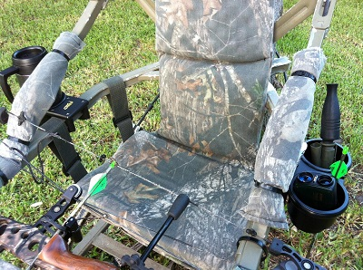 Boat Drink Holders And Accesory Holders For Tree Stands